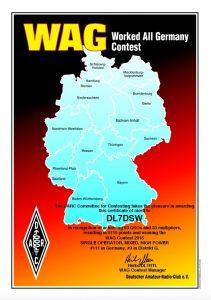 DARC WAG Kontest Okt 2016