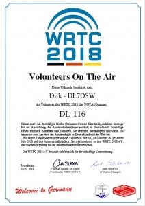 WRTC VOTA DL7DSW